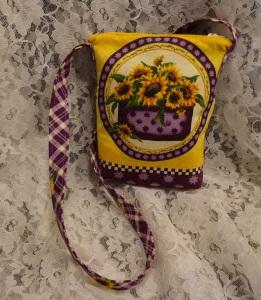 Sunflower Purse - 7-28-16