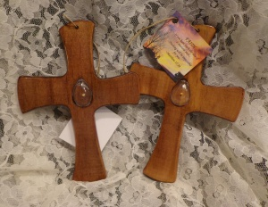 Wooden Faith Cross - 7-28-16