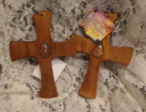 Wooden Faith Cross - 7-28-16