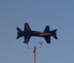Blue Angels High Speed Pass 9-3-16