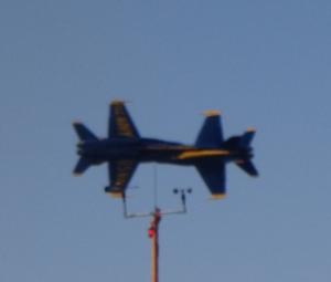 Blue Angels High Speed Pass 9-3-16
