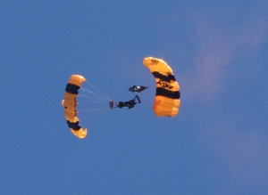 Golden Knights Down Planing 9-3-16