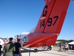 Jay Harassing a Navy Pilot 9-3-16