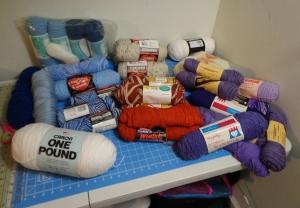 yarn-haul-from-babes-closet