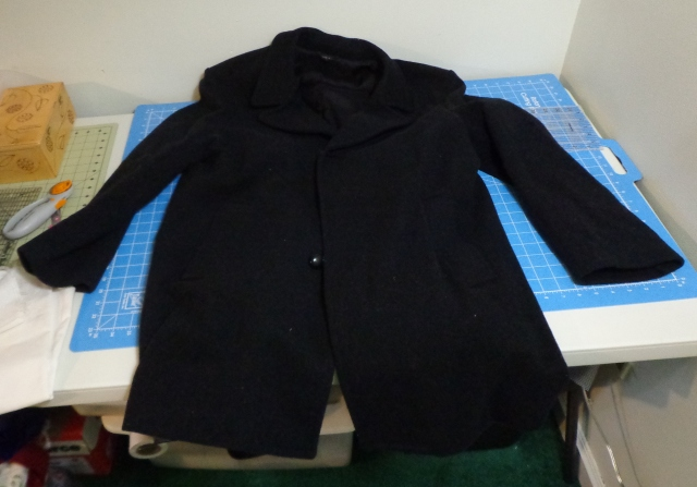 Dave's Coat