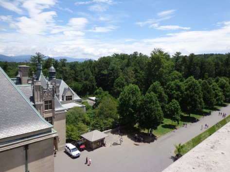 View from the Roof - Biltmore 7-6-17