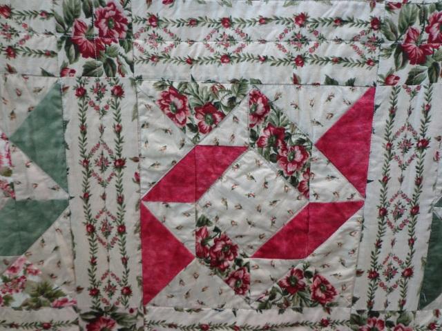 17 Quilt Show - 1 Detail