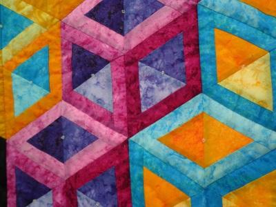 17 Quilt Show - 10 Detail