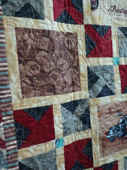 17 Quilt Show - 13 Detail
