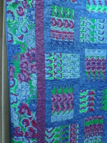 17 Quilt Show - 6 Detail