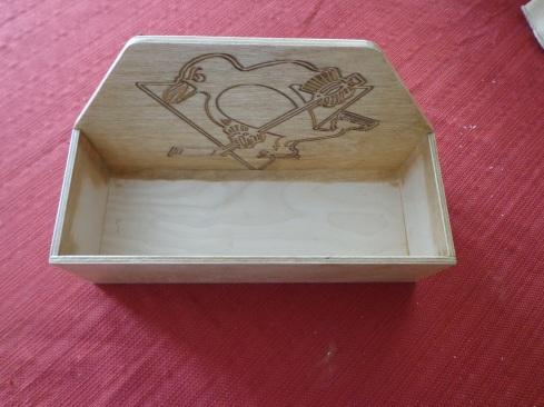 Diaper Box Bottom