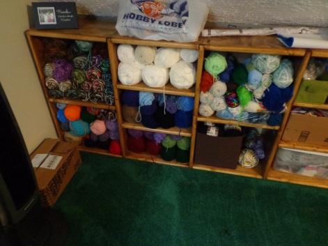 Sewing Room - Yarn