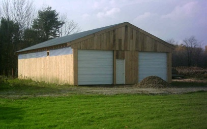 The Barn 11-4-05