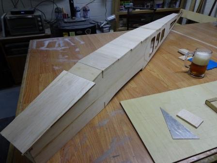 Ultra Stick - Fuselage Sheeting 9-22-17