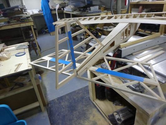 Ultra Stick - Rough Framing 9-27-17