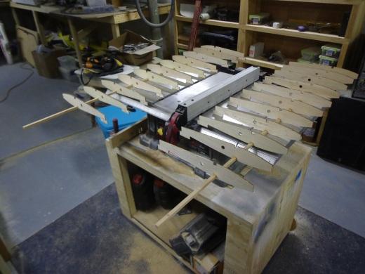 Ultra Stick - Wing Skeleton 9-23-17