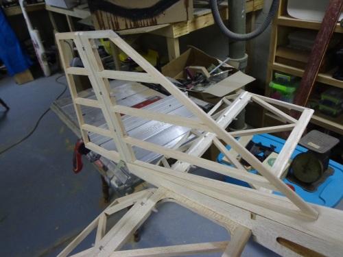 Ultra Stick - Hinged Rudder 10-16-17