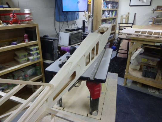Ultra Stick - Sheeted Fuselage 10-16-17