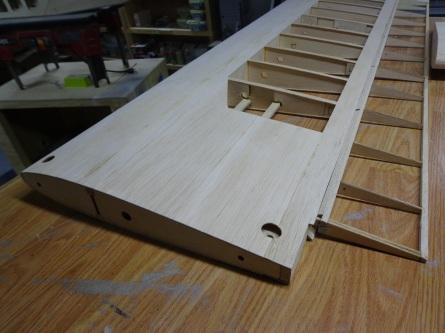 Ultra Stick - Sheeted Wing 10-16-17