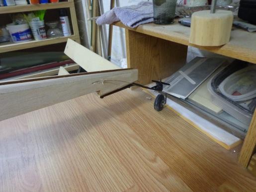 Ultra Stick - Tail Wheel 10-22-17