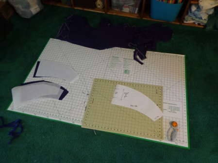 Chasuble Collar Pattern