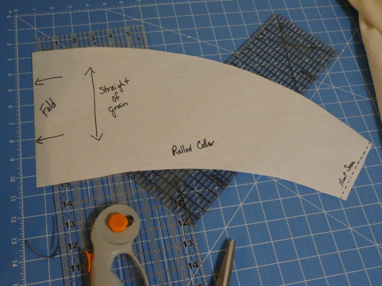Chasuble Collar Pattern2
