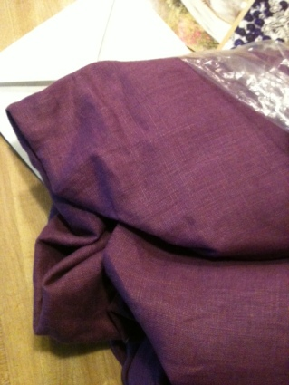 Chasuble First Material Attempt