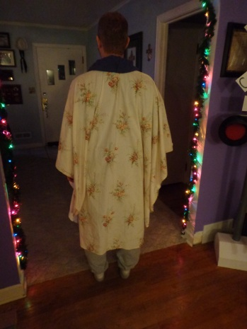 Chasuble Practice Back