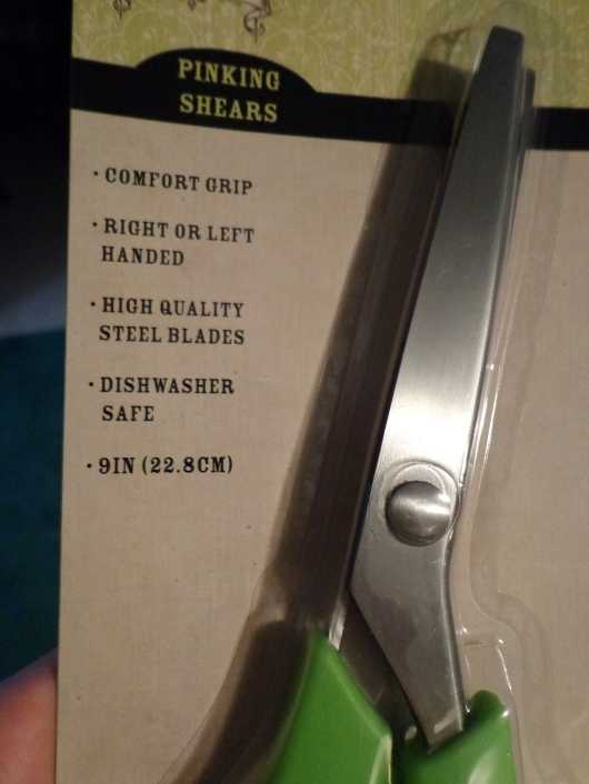 Dishwasher Safe Scissors
