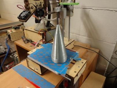 3D Printed Nose Cone