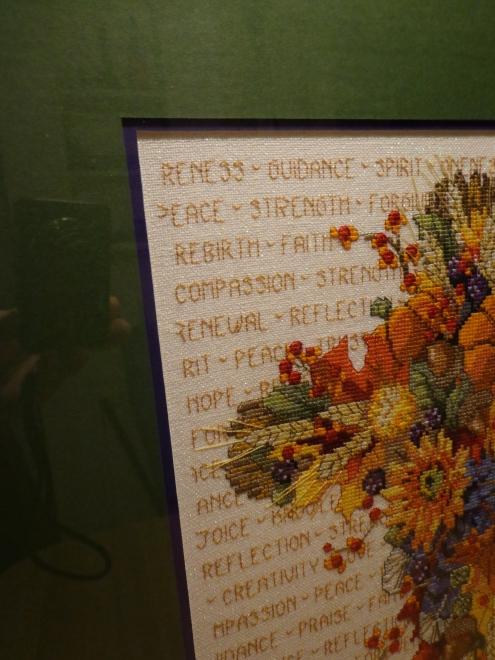 Autumn Cross Mats 2-3-18