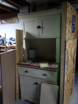 Cleaned Up Cabinet 2-21-18