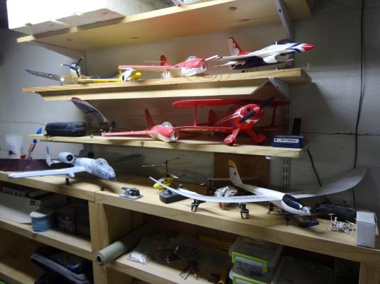MIni Planes Display 2-21-18