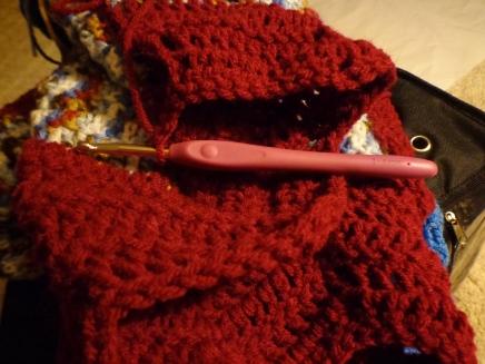 Ergonomic Crochet Hook