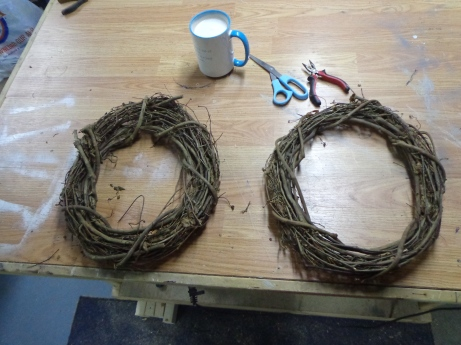 Grape Vine Wreaths