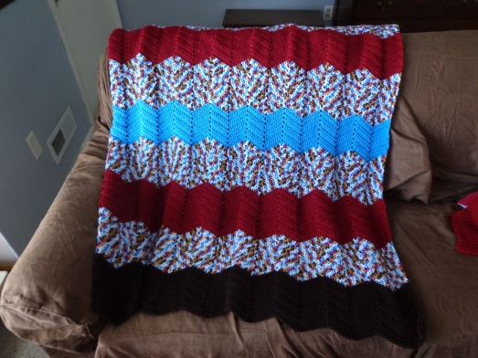 Project Linus Blanket #10