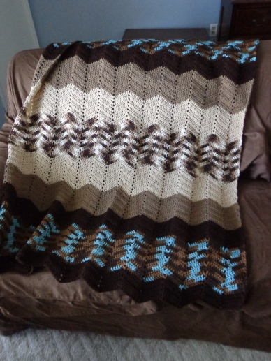 Project Linus Blanket #9