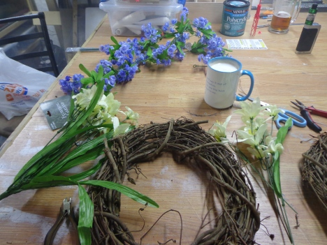 Wreaths - Flowers