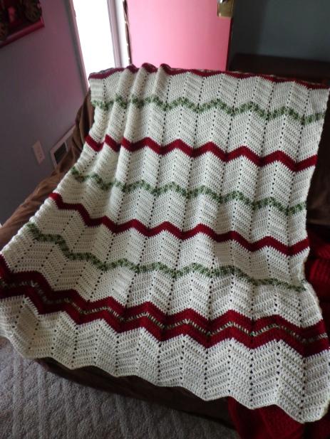 Marilyn's Blanket 4-13-18