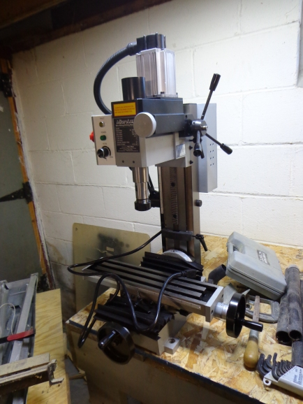 New Milling Machine