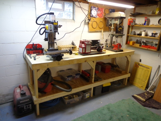 New Small Workshop