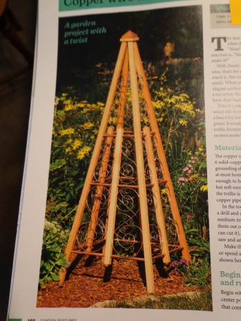 Woodworking Project Book Trellis