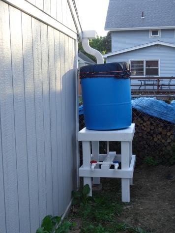Rain Barrel 7-9-18
