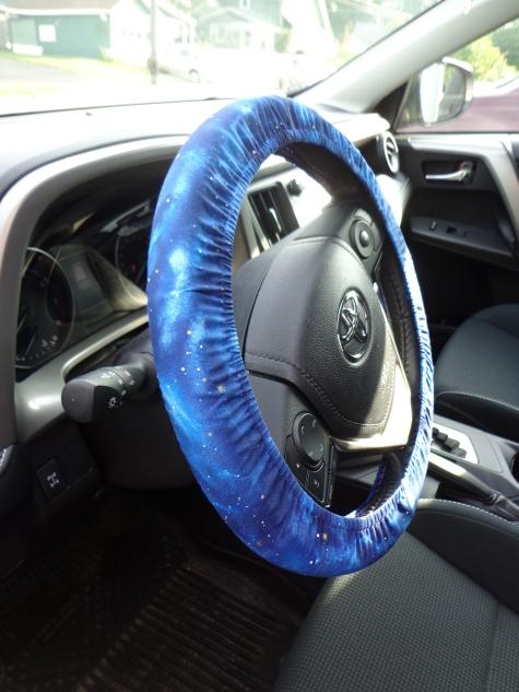 Steering Wheel Cover 4