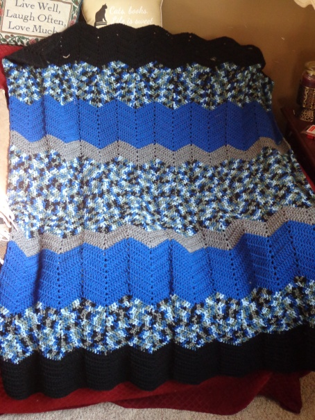Project Linus Blanket #13 - Branch