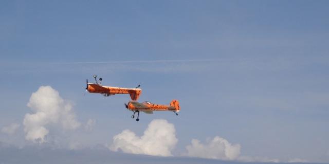 Acrobatic Team