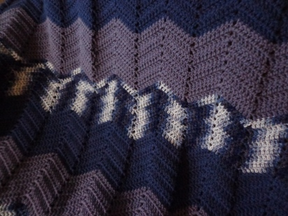 Project Linus Blanket #15 - Detail