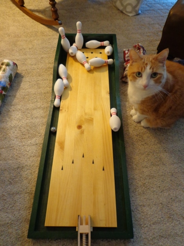 Chester Bowling