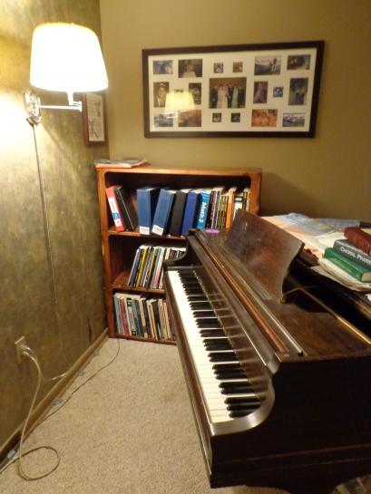 Organized Piano Music
