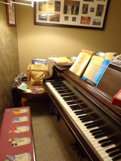 Piano Mess